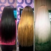 Наращивание волос, коррекция, снятие! Сертифицированный мастер